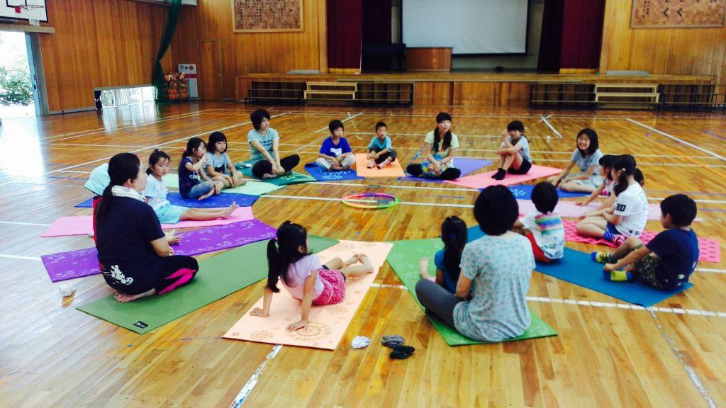 子どもヨガ教室in八幡台_7097