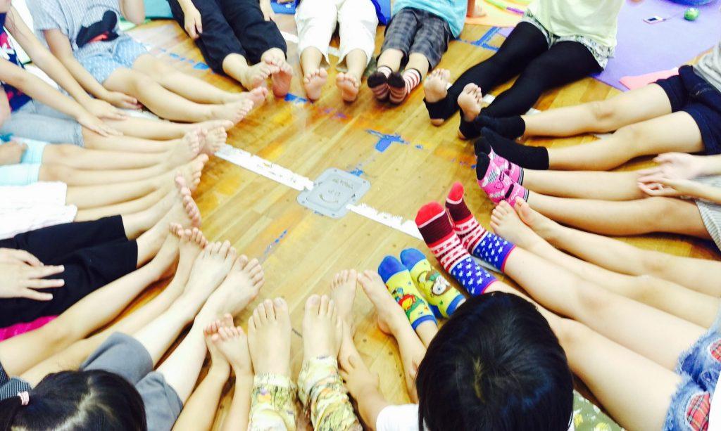 子どもヨガ教室in八幡台_4204