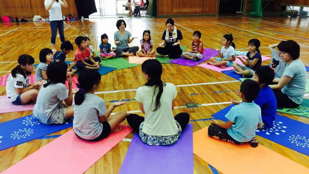 子どもヨガ教室in八幡台_9882
