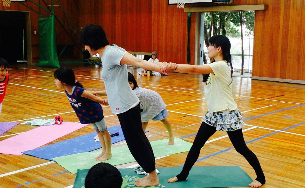 子どもヨガ教室in八幡台_5886