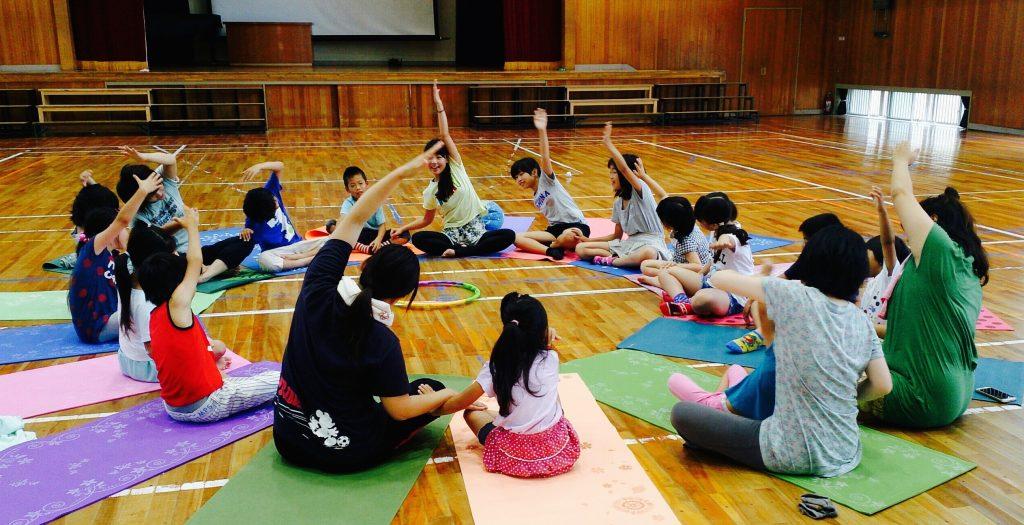 子どもヨガ教室in八幡台_8882