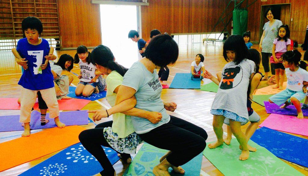 子どもヨガ教室in八幡台_2469