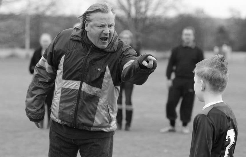 """FA Respect - Ray Winstone 23/02/2009 - Ongar Sports & Social Club - Love Lane - Chipping Ongar - Essex - 23/2/09, Ray Winstone (Photo by Football AssociationThe FA via Getty Images)"""